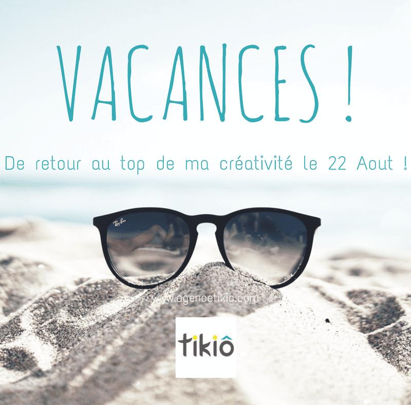 Vacances Holidays TIKIÔ Agence de communication Quimper