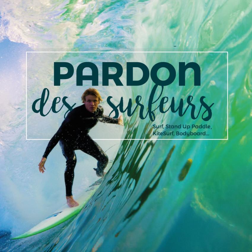 Agence-communication-TIKIO-Conception-Creation-Affiche-PARDON-Surfeurs-Bretagne-Tronoen-Glisse-Surf